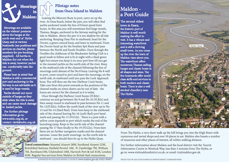 Port Maldon guide LOWRES V10 28 July 2014 P1